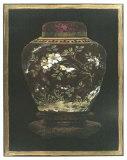 Oriental Ginger Jar I Poster
