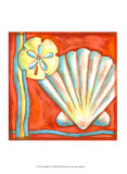 Pop Shells I Posters by Nancy Slocum