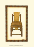 Rustic Chair I Prints by Vanna Lam