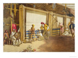 The Thug School of Industry, Jubbulpore, 1863 Giclee Print by William Simpson