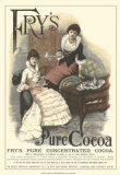 Fry's Pure Cocoa Prints