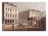"Cross Bath, Bath Street, from ""Bath Illustrated by a Series of Views"", Pub. by William Miller, 1804 Giclee Print by John Claude Nattes"