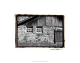 Barn Windows II Premium Giclee Print by Laura Denardo