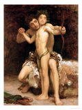 The Hit Giclee Print by Frederick Leighton