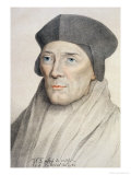 John Fisher, Bishop of Rochester Giclee Print by Hans Holbein the Younger