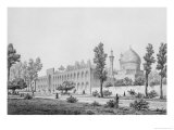 Madrasa-Yi Masjid-I Shah Sultan Hussein, in Isfahan Giclee Print by Pascal Xavier Coste