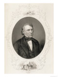 General Zachary Taylor from &quot;The History of the United States&quot;, Vol. II Giclee Print by Mathew B. Brady