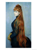 Portrait of Mademoiselle Alice Guerin Giclee Print by Paul César Helleu