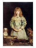 Dorothy Thorpe, 1882 Giclee Print by John Everett Millais