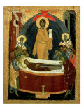 The Dormition, circa 1392 Giclee Print by Theophanes The Greek 