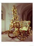 State Sleigh of Ludwig II Built 1872-80 Giclee Print by J.m. Mayer