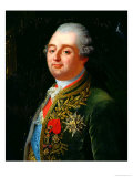 Louis XVI Giclee Print by Robert Lefevre