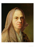 Old Woman Giclee Print by Balthasar Denner