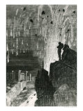There Before My Eyes Appeared a Ruined City, from '20 Giclee Print by Alphonse Marie de Neuville