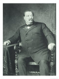 Grover Cleveland, 22nd and 24th President of Th United States of America, Pub. 1901 Giclee Print