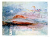 Righi, after 1830 Giclee Print by William Turner