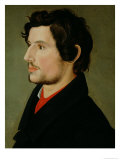 Portrait of Otto Sigismund Runge Giclee Print by Julius Oldach