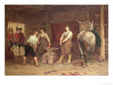 After Culloden: Rebel Hunting Giclee Print by John Seymour Lucas
