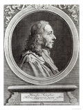 Marcello Malpighi Aged 67, 1694 Giclee Print by Johannes Kip