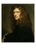 Self Portrait, circa 1652 Giclee Print by Jurgen Ovens