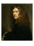 Self Portrait, circa 1652 Giclee Print by Jurgen Ovens