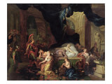 The Death of Cleopatra Giclee Print by Ottmar Elliger The Younger