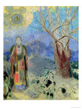 The Buddha, circa 1905 Giclee Print by Odilon Redon