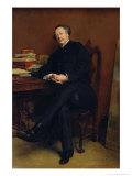 Alexander Dumas Fils 1877 Giclee Print by Jean-Louis Ernest Meissonier