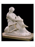 Sappho, 1852 Giclee Print by James Pradier