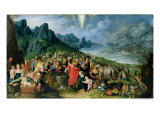 The Israelites on the Bank of the Red Sea, 1621 Giclee Print by Frans Francken the Younger