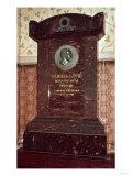 The Tomb of Carl Linnaeus Giclee Print