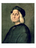 Portrait of an Old Man Giclee Print by Ridolfo Ghirlandaio II