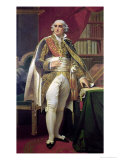 Portrait of Jean-Jacques-Regis de Cambaceres Giclee Print by Henri-frederic Schopin