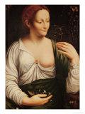 Columbine Giclee Print by  Leonardo da Vinci