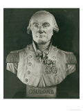 Bust of Charles de Coulomb Giclee Print by Joseph Marius Ramus