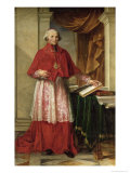 Portrait of Cardinal Joseph Fesch 1806 Giclee Print by Charles Meynier