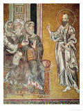 St. Paul Preaching to the Jews in the Synagogue at Damascus, from Scenes from the Life of St. Paul Giclee Print