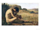 The Prodigal Son Giclee Print by Emile Salome