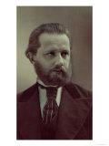 Piotr Ilyich Tchaikovsky 1860 Giclee Print by M. Panov