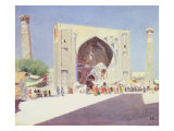 Samarkand, 1869-71 Giclée-Druck von Vasilij Vereshchagin