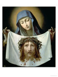 St. Veronica Giclee Print by Guido Reni