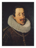 Portrait of Ferdinand II of Habsbourg, 1622-37 Giclee Print by Justus Sustermans