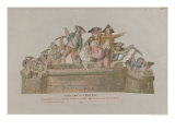 The Demolition of the Bastille, July 1789 Giclee Print by Le Sueur Brothers