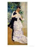 Dance in the City, 1883 Giclée-tryk af Pierre-Auguste Renoir