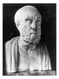 Bust of Hippocrates Giclee Print
