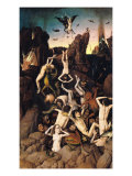 Hell Giclee Print by Dieric Bouts