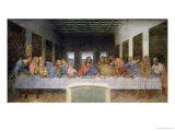 The Last Supper, 1495-97 Giclée-trykk av  Leonardo da Vinci