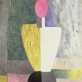 Torso, 1928-32 Giclée-tryk af Kasimir Malevich