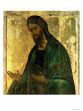 Icon of St. John the Baptist Giclee Print by Andrei Rublev