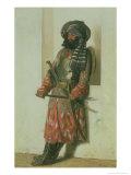 Afghan, 1870 Giclee Print by Piotr Petrovitch Weretshchagin